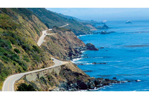 Pacific Coast Highway Wallpapers - Wallpaper Cave