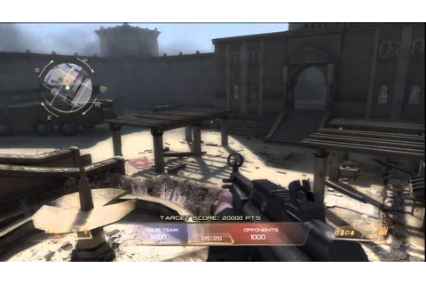 Modern Combat Domination Full Unlock PS3 CFW - INSIDE GAME