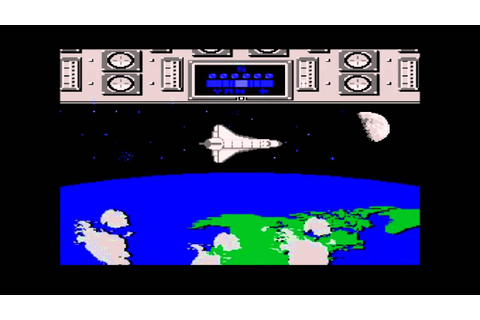 Space Shuttle Project NES Gameplay Playthrough with ...