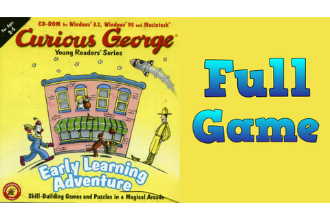 Whoa, I Remember: Curious George Early Learning Adventure ...