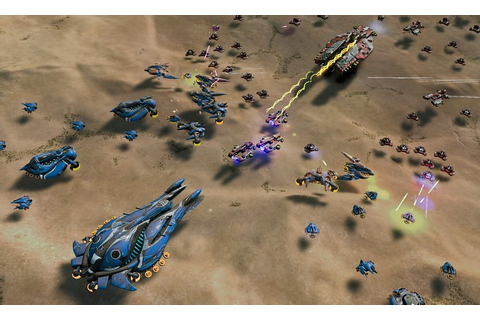 Ashes of the Singularity Windows game - Mod DB