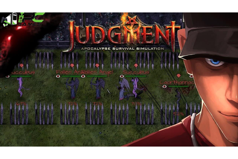 Judgment Apocalypse Survival Simulation PC Game Free Download