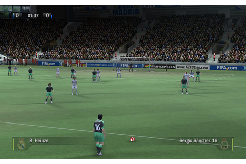 FIFA 2008 Game Free Download Full Version For Pc