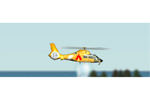 Fire Helicopter - Free Game on 8iz.com
