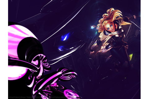 League of legends lux game characters lol wallpaper ...