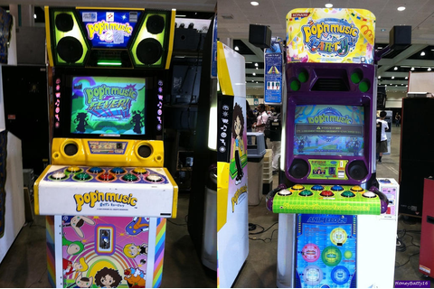 Pop'n Music Arcades by HoneyBatty16 on DeviantArt
