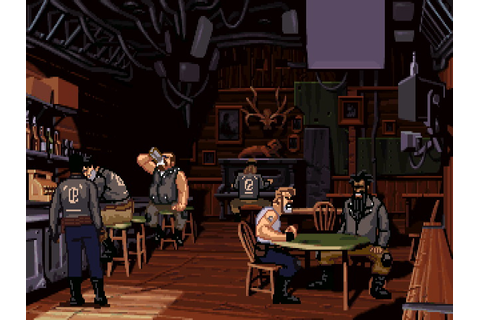 Full Throttle (CD DOS) Game