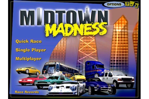 Download Midtown Madness (Windows) - My Abandonware