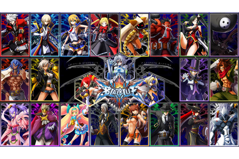 Blazblue Chrono Phantasma by Dizzy612 on DeviantArt