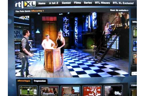 The Pain Game op RTL5 Nederland. mei 2011 - YouTube