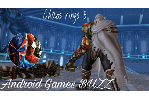 Chaos Rings 3 Android Game ~ Android Games BUZZ