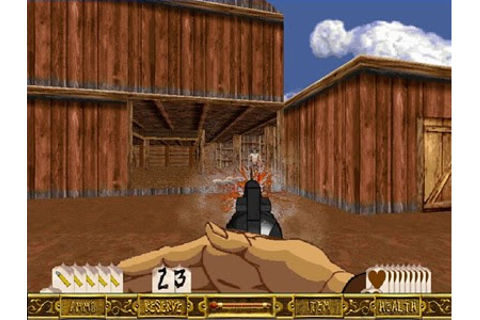 XIMININU GAMES: Outlaws - PC GAME