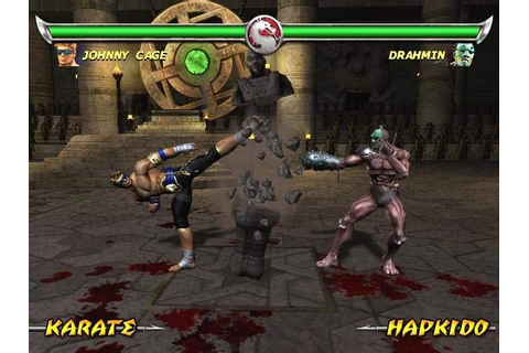 FREE DOWNLOAD GAME Mortal Kombat 5 Deadly Alliance RIP ...