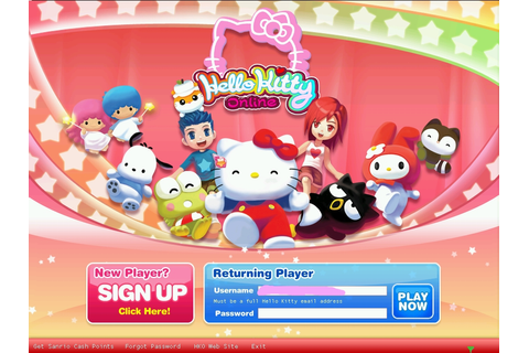 First Impressions: Hello Kitty Online – Nerdy Bookahs