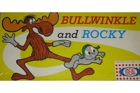 Board Game of the Week: Rocky and Bullwinkle (Ideal)