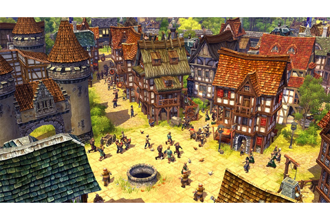 The Settlers 6 Rise Of An Empire Game - PC Full Version ...
