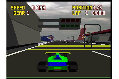 Play Atari Jaguar Checkered Flag (World) Online in your ...
