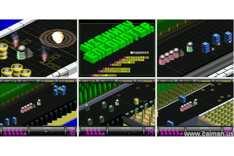 Caiman free games: Highway Encounter by Urban Interactive ...
