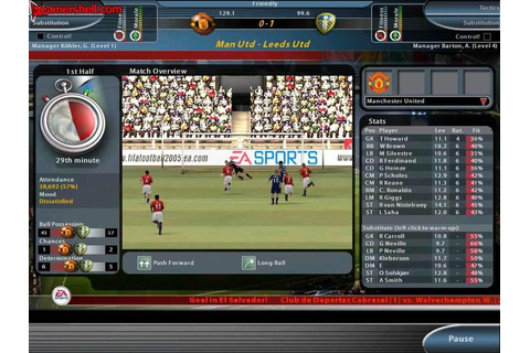Total Club Manager 2005 Download Free Full Game | Speed-New