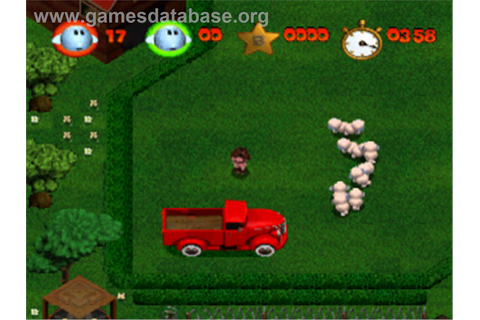 Sheep - Sony Playstation - Games Database