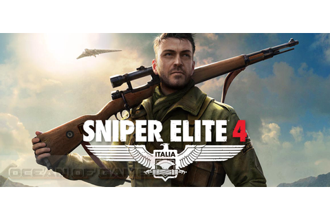 Sniper Elite 4 Free Download - Ocean Of Games
