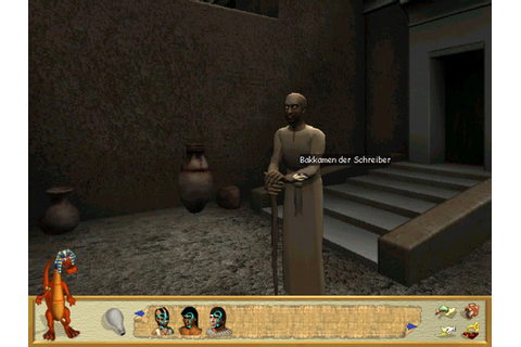 The Egypt adventure video games on PC, ready to download