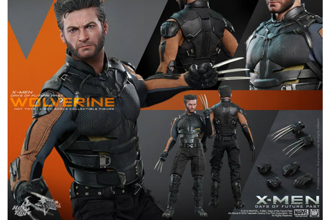 X-Men Days of Future Past Wolverine by Hot Toys - The ...