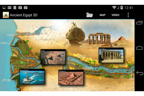 Ancient Egypt 3D (Lite) - Android Apps on Google Play