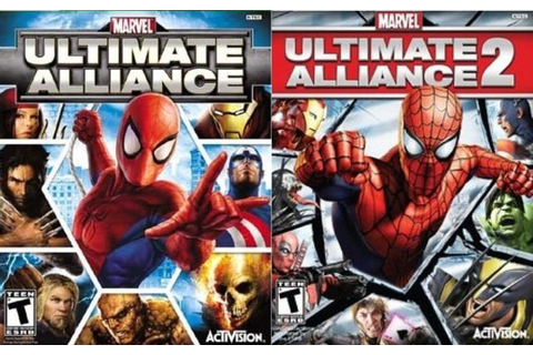 Marvel Ultimate Alliance 1 & 2 Listed For Xbox One & PS4 ...
