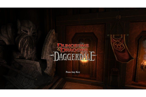 Dungeons & Dragons: Daggerdale (2011) by Bedlam Games ...