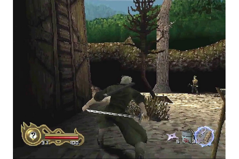 Tenchu 2: Birth Of The Stealth Assassins Download Game ...