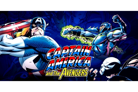 Retro Review: Captain America and the Avengers | SEGA Nerds