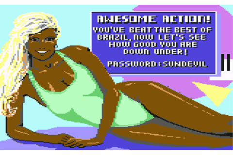Download Kings of the Beach - My Abandonware