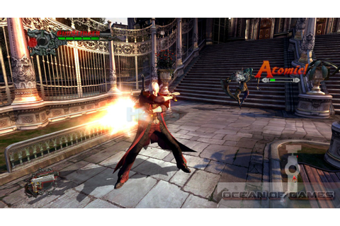 Devil May Cry 4 ~ Dika Game