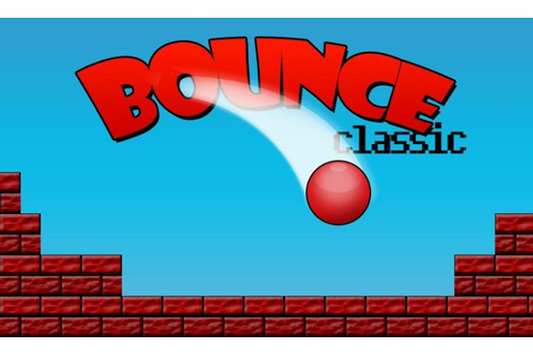 Bounce Classic Game: Enjoy Excitement of Red Bouncing Ball ...