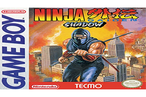 Ninja Gaiden: Shadow Warriors - Game Boy Longplay - NO ...
