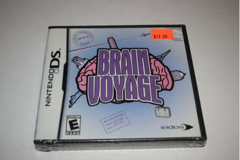 Brain Voyage (Nintendo DS, 2008) for sale online | eBay
