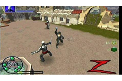 The Destiny of Zorro (Video Game 2008) - IMDb
