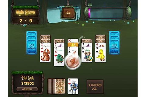 Faerie Solitaire game download