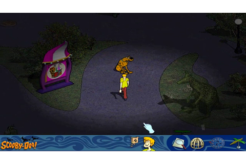 Scooby-Doo! Mystery of The Fun Park Phantom Download Game ...