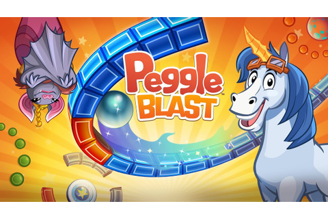 Peggle Blast Launch Trailer - YouTube