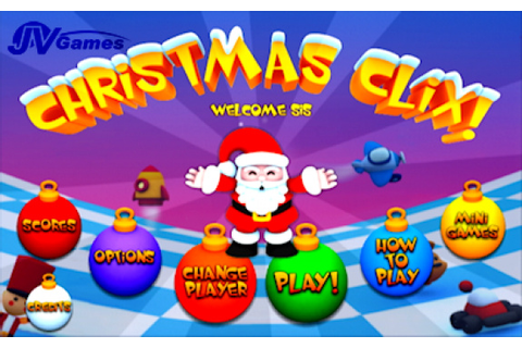 Christmas Clix Review (WiiWare) | Nintendo Life