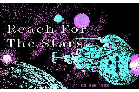 Reach for The Stars Download (1988 Strategy Game)