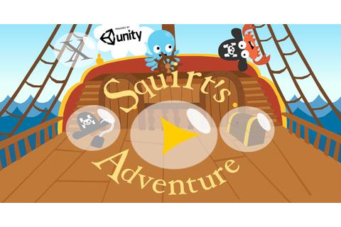Super Adventures in Gaming: Squirt's Adventure (PC)