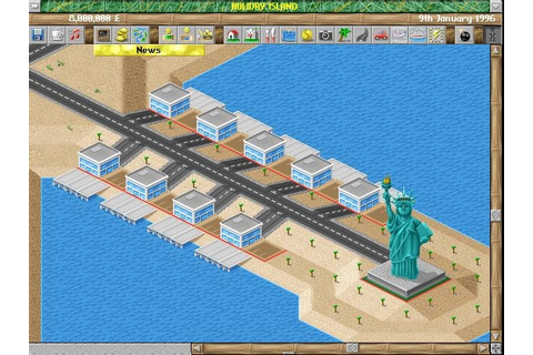 vhadiearleo: Download Game Holiday Island