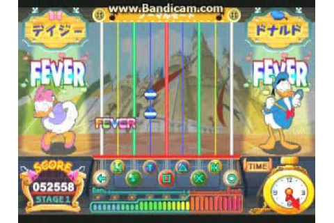 Pop'n Music Disney Tunes- D.D.D.! - YouTube
