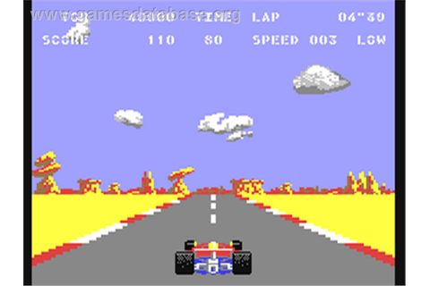 Pole Position II - Commodore 64 - Games Database
