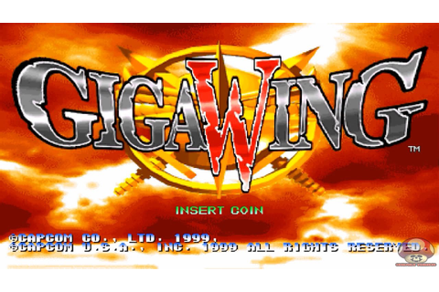 Full Game: Giga Wing (Arcade) - YouTube