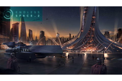 Endless Space 2 Preview - Legends Blast Off