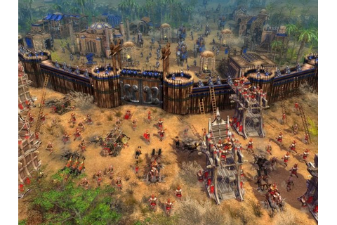 Free Download Game Ancient Wars: Sparta (2007/PC/Eng ...